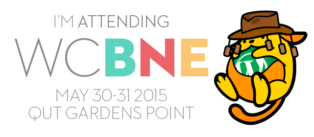 I'm attending #wcbne